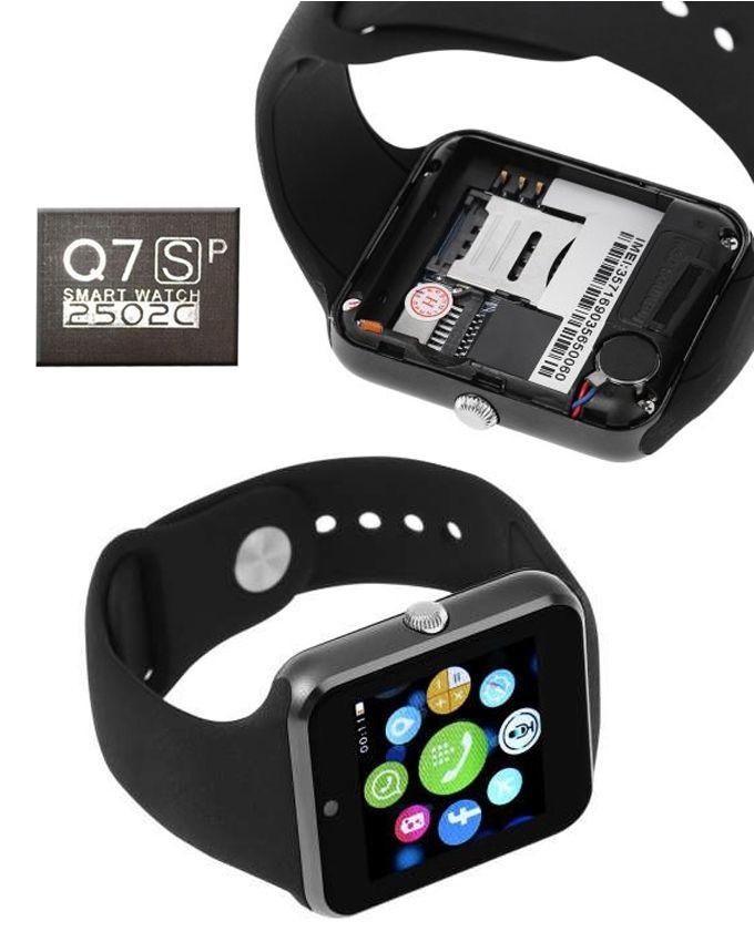 خرید ساعت هوشمند مچی Q7Sp موبایل